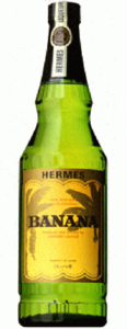 リキュールバナナのイメージ