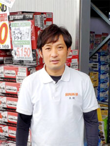 生駒 三嗣